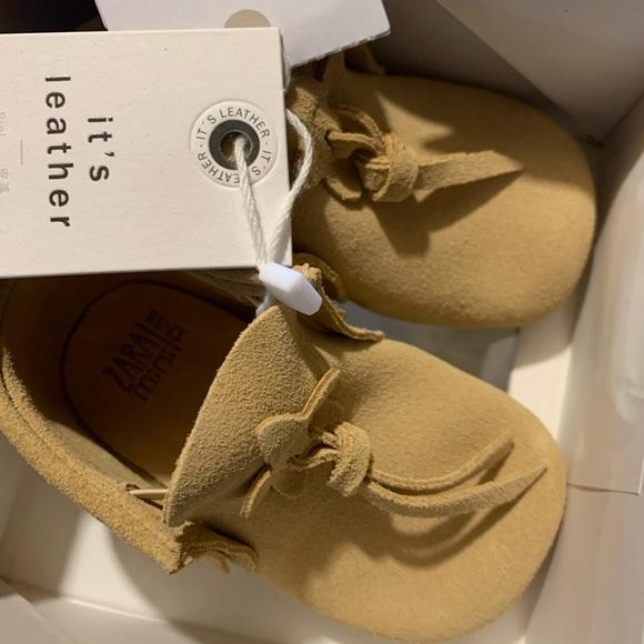 Zara Shoes - Baby shoes brand new zara